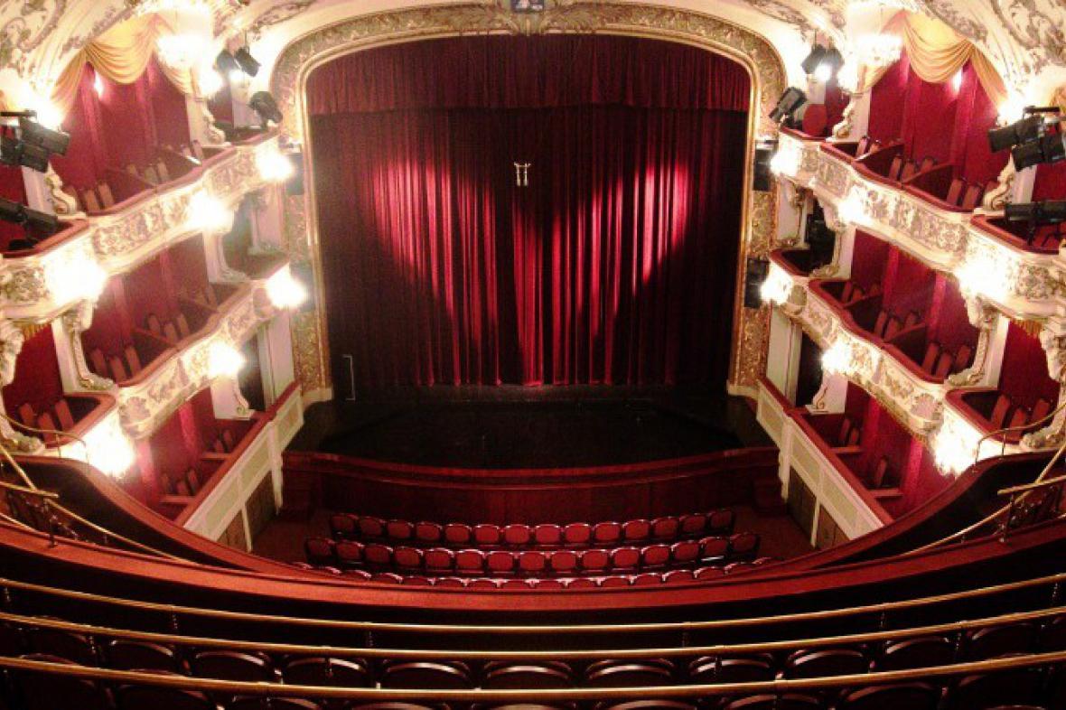 Divadlo Antonína Dvořáka