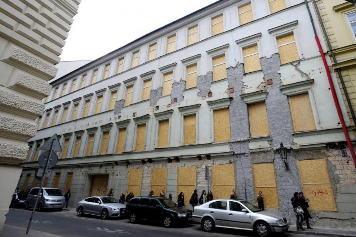 Dům v Divadelní ulici