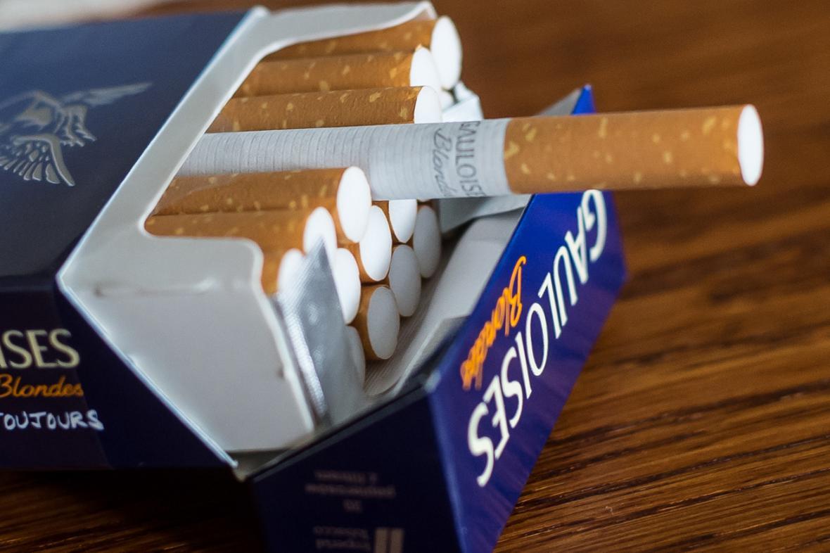 Cigarety Gauloises