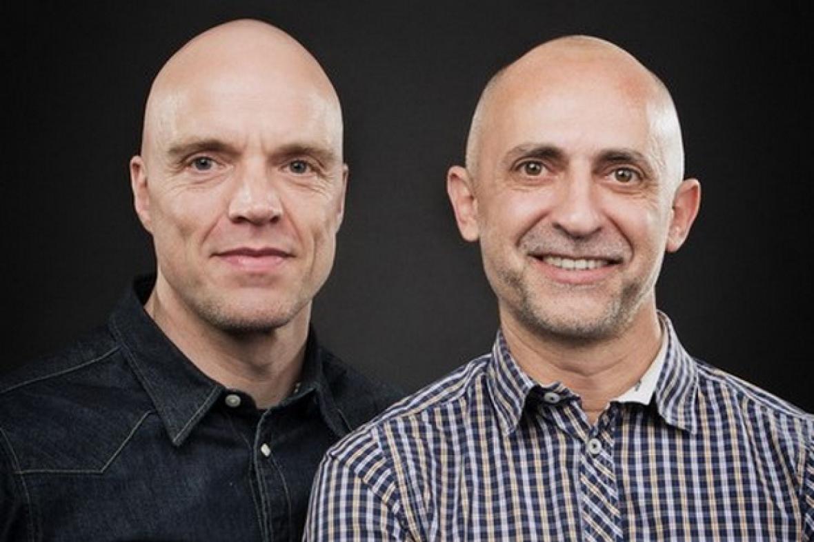 Uri Ivgi a Johan Greben