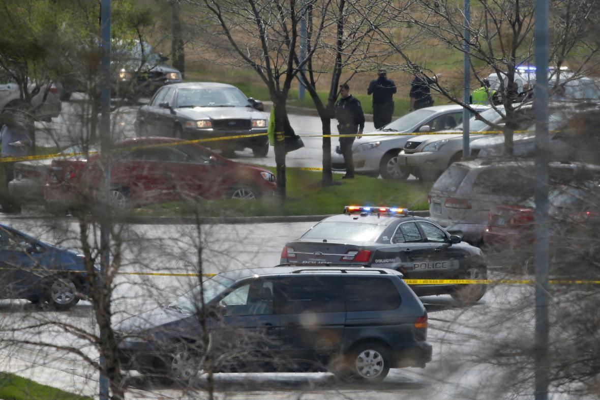 Střelba v židovských centrech v Kansasu
