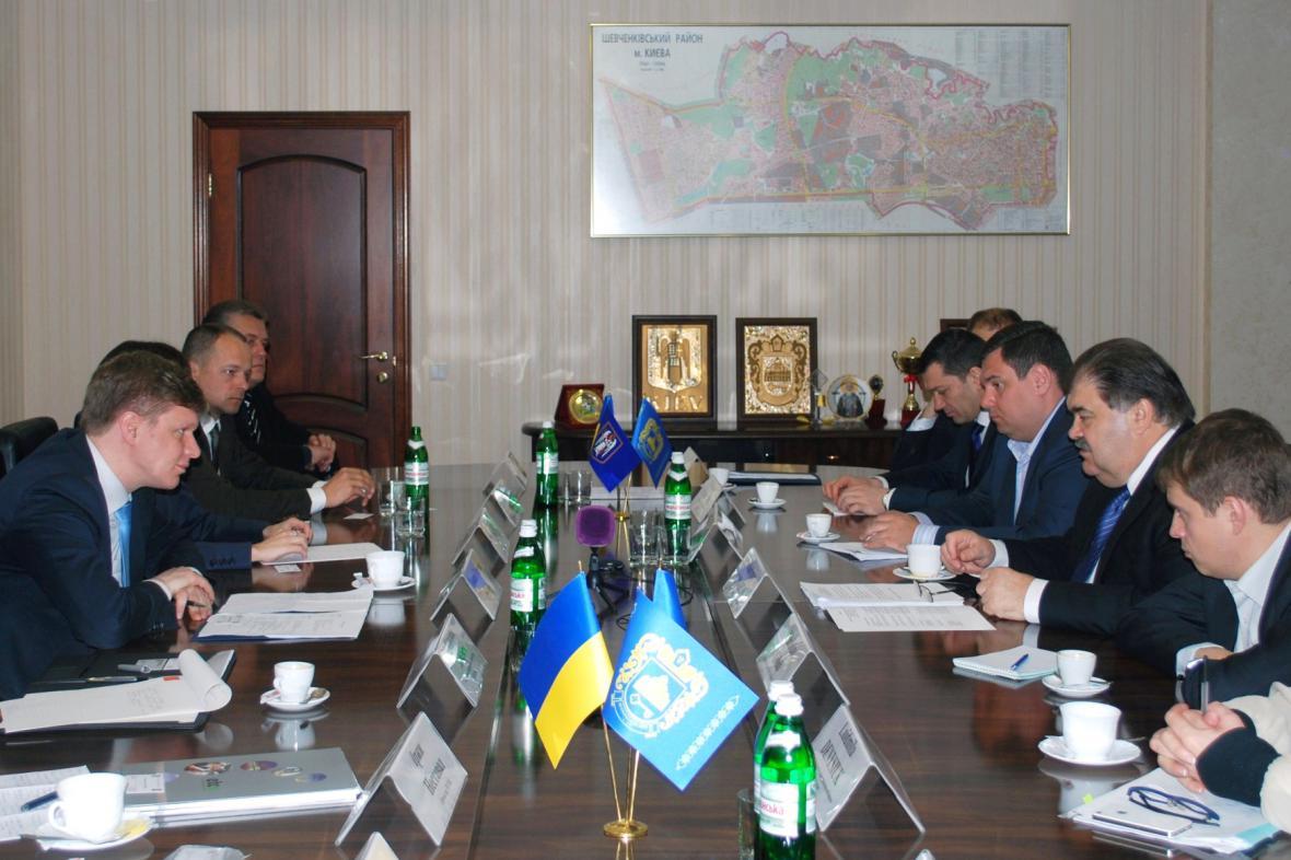 Tomáš Hudeček na Kyjevském bezpečnostním fóru