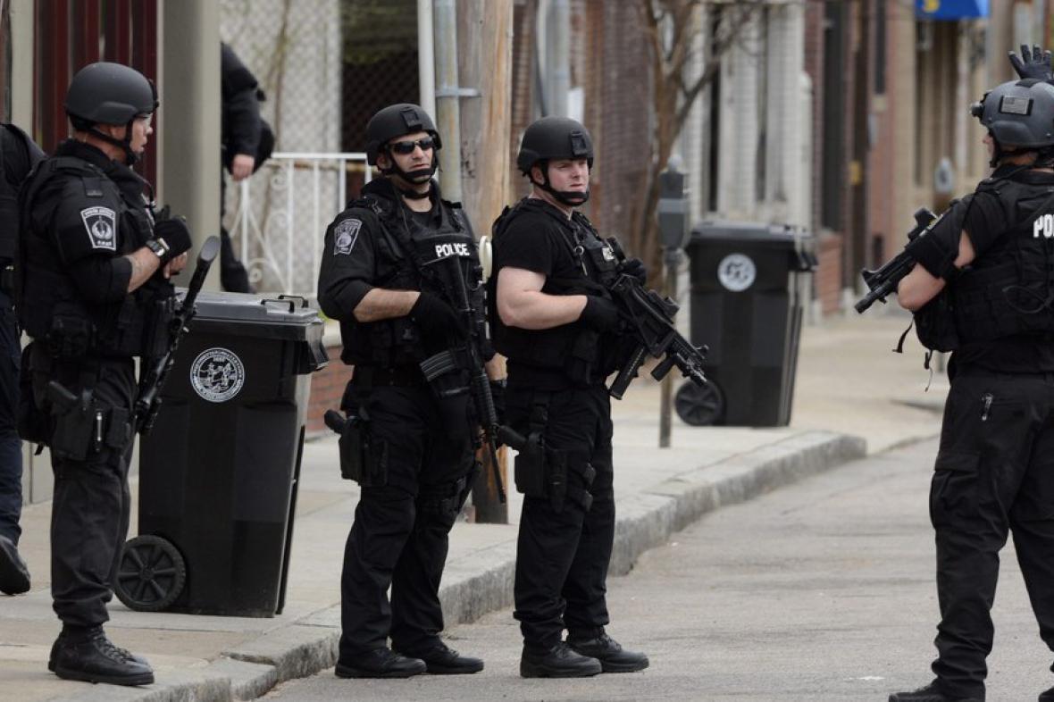Zvláštní jednotka policie SWAT