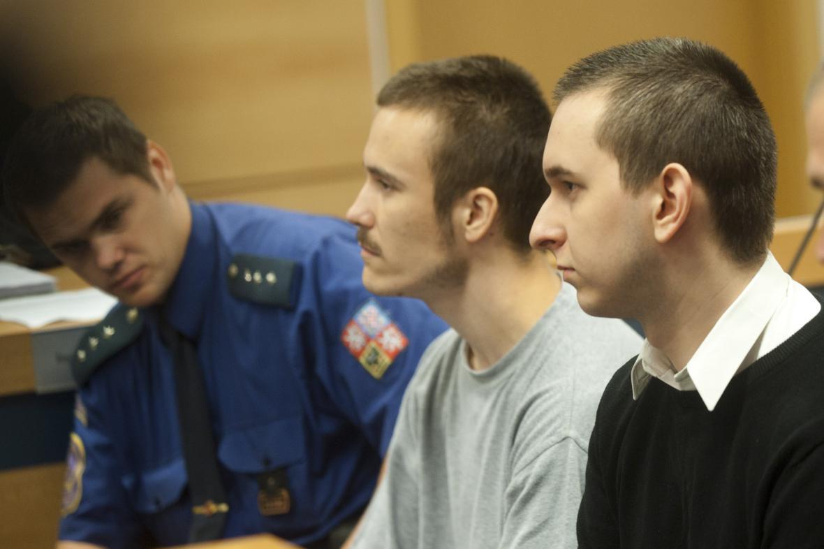 Maroš Straňák a David Šimon brutálně zavraždili seniora