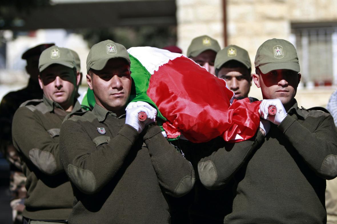 Pohřeb Džamála Muhammada Džamála