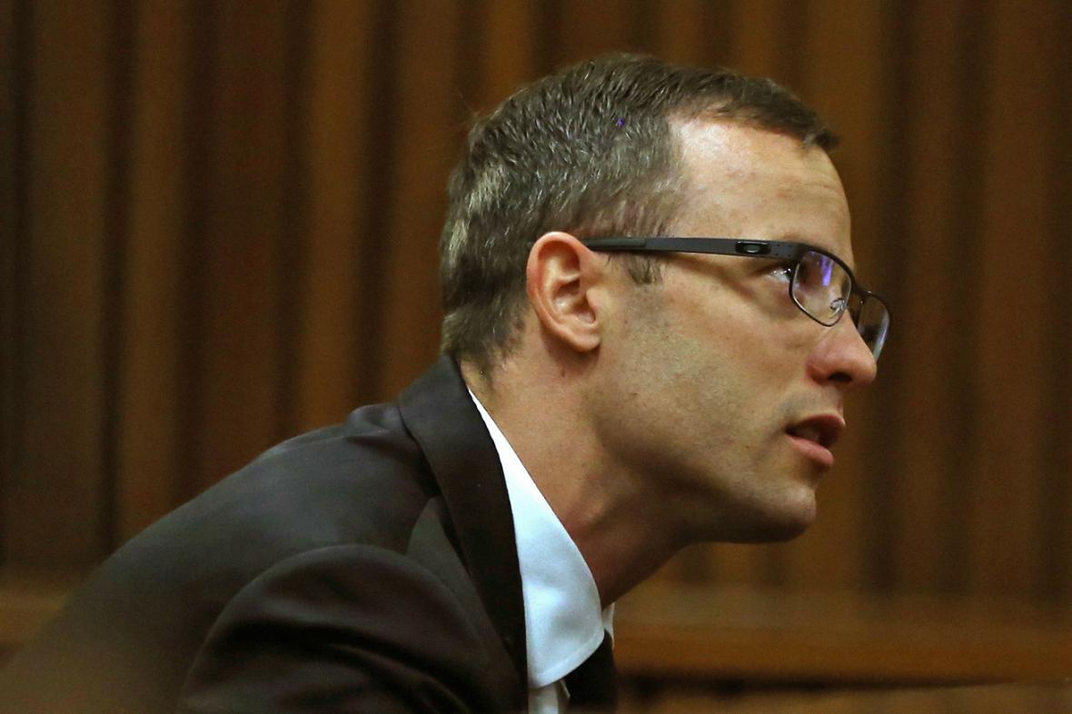 Proces s Oscarem Pistoriusem - den sedmnáctý