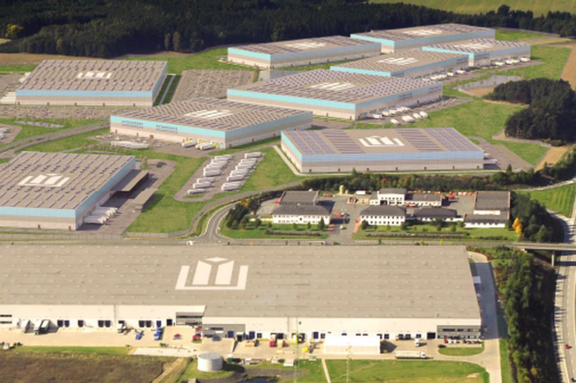Průmyslová zóna u Stříbra