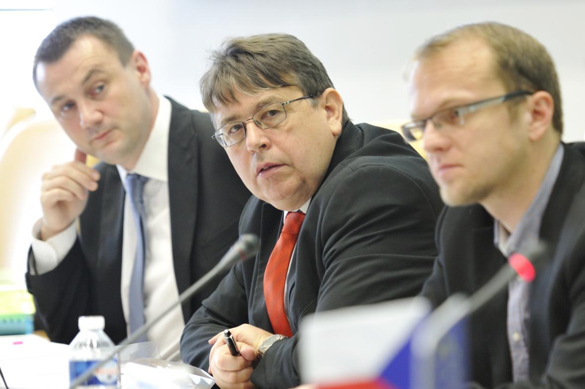 Vedení Regionální rady Severovýchod