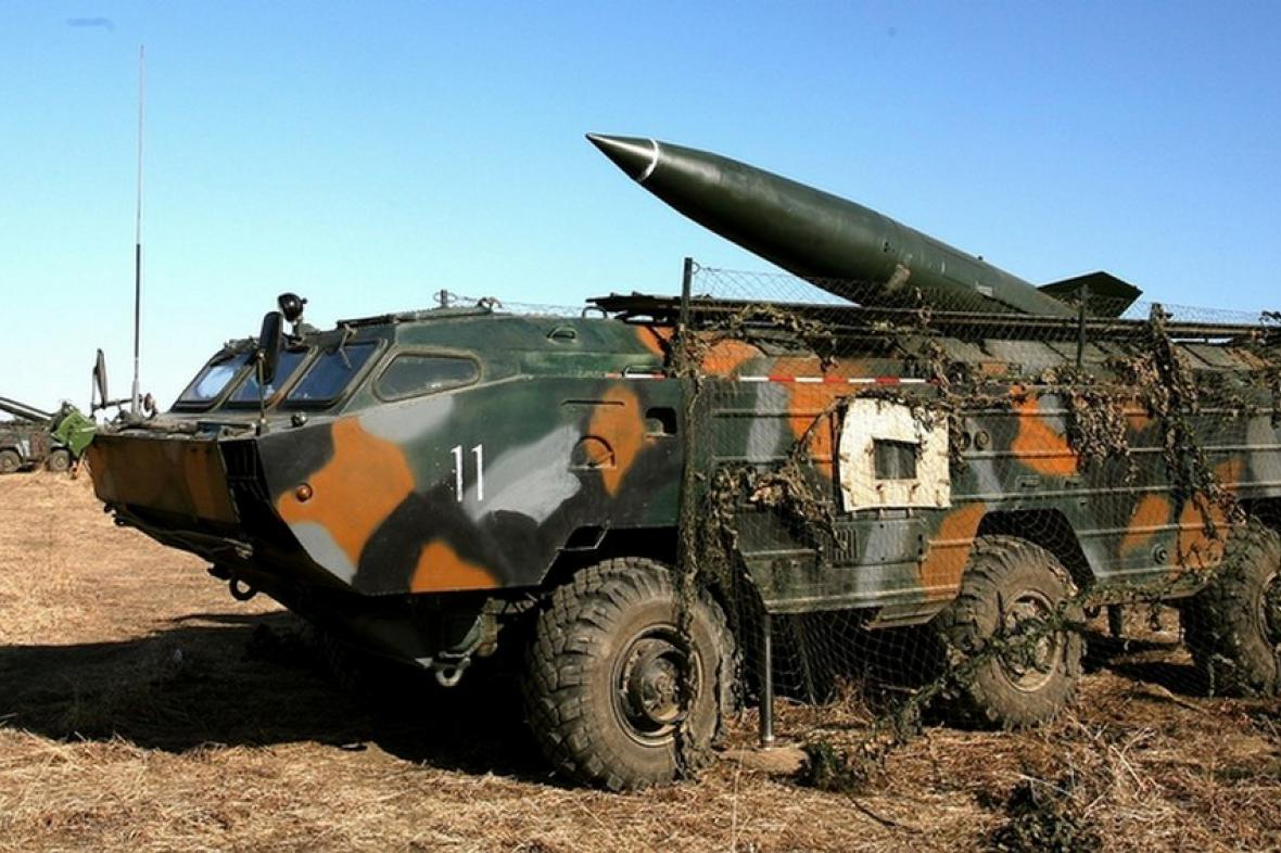 Cvičení ruské armády u hranic s Ukrajinou