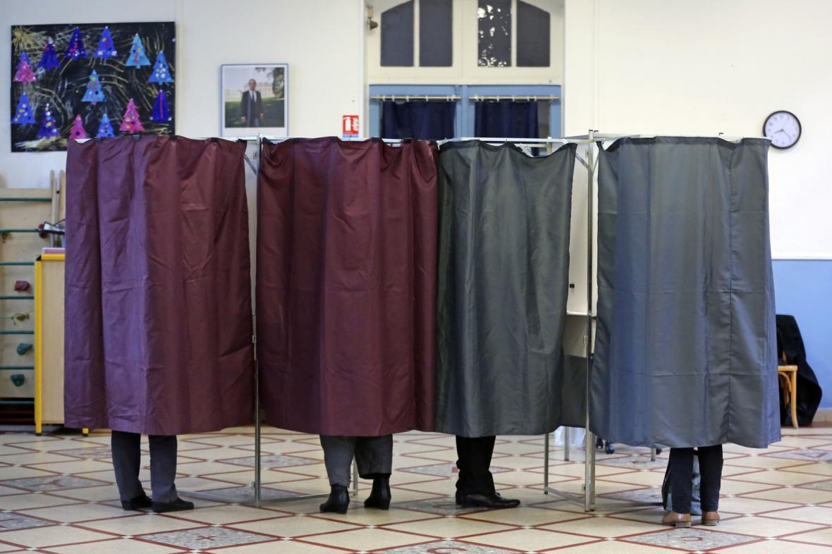 Komunální volby ve Francii