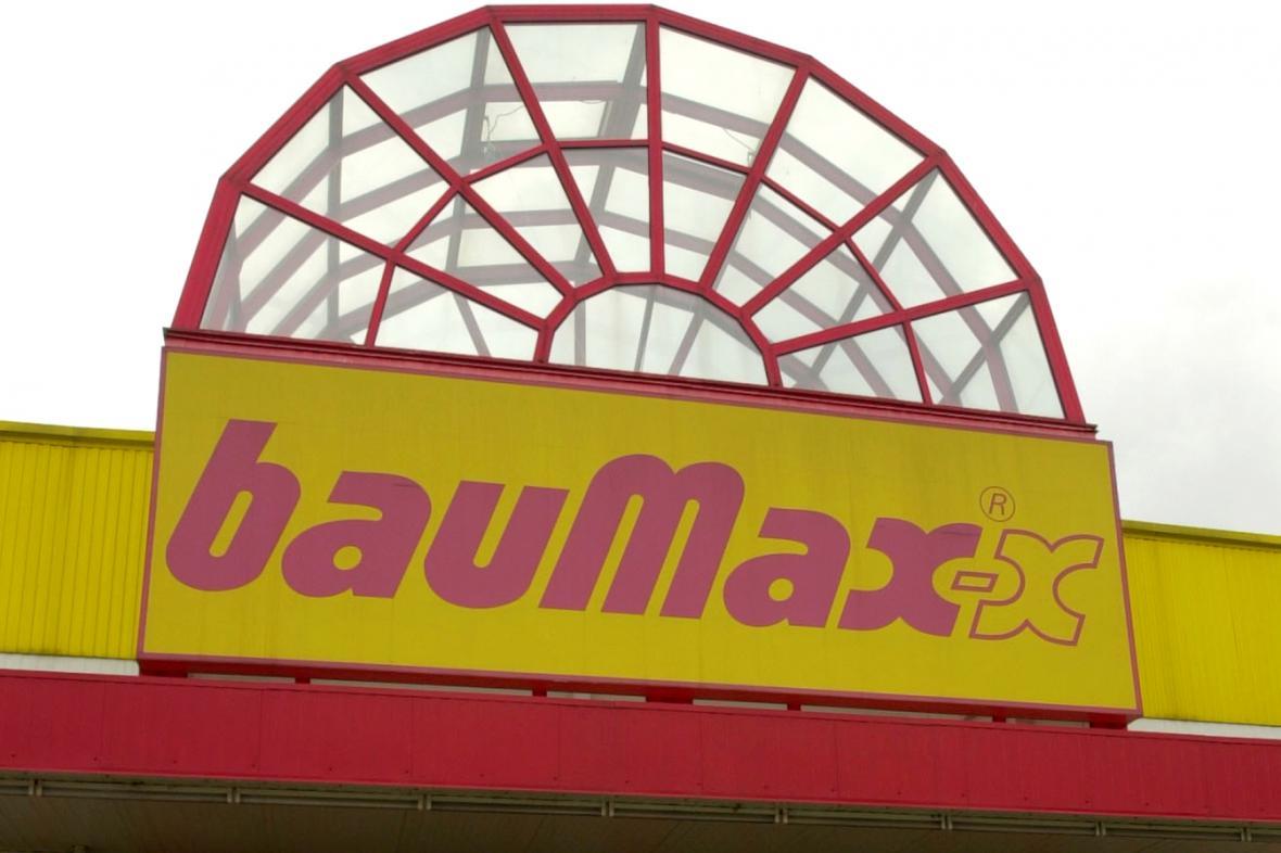 Logo řetězce hobbymarketů Baumax