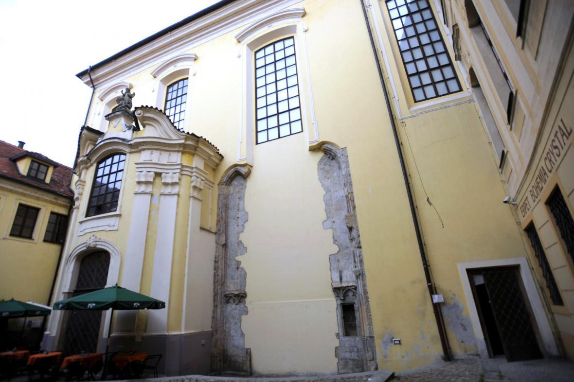 Bývalý kostel svatého Michlala