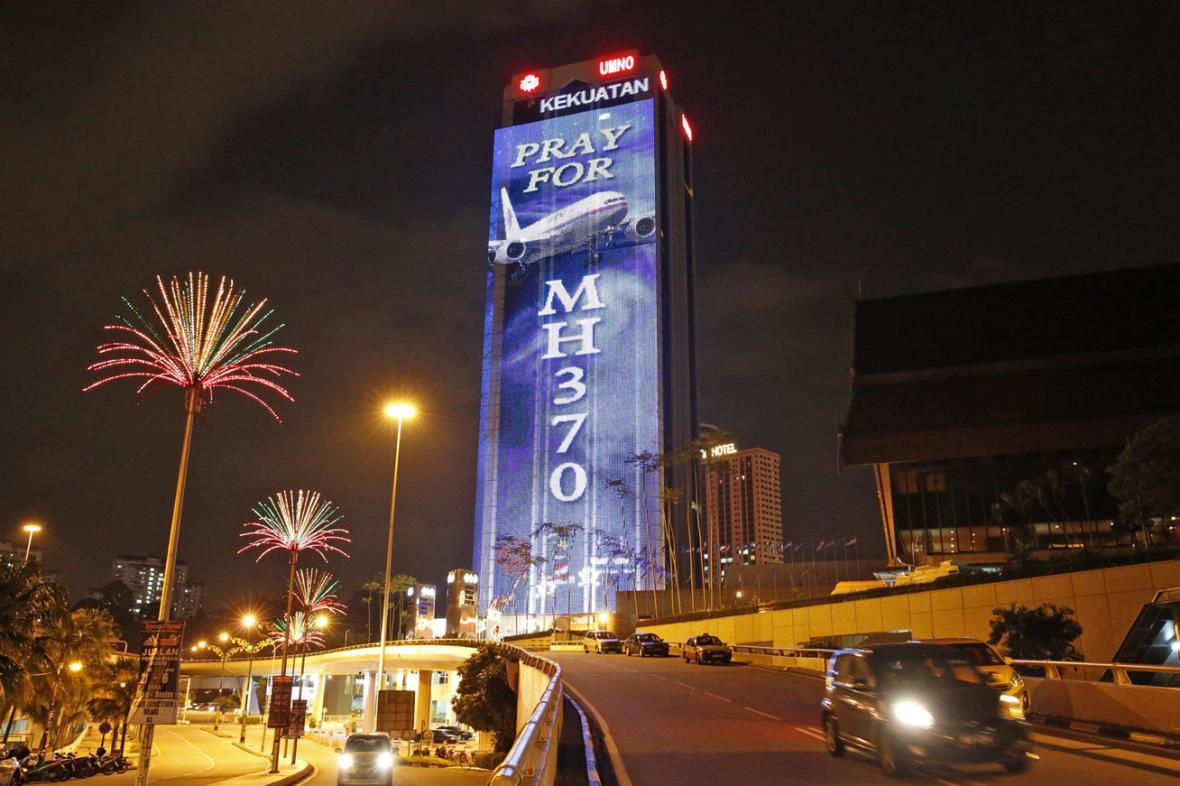 Kuala Lumpur se modlí za let MH370