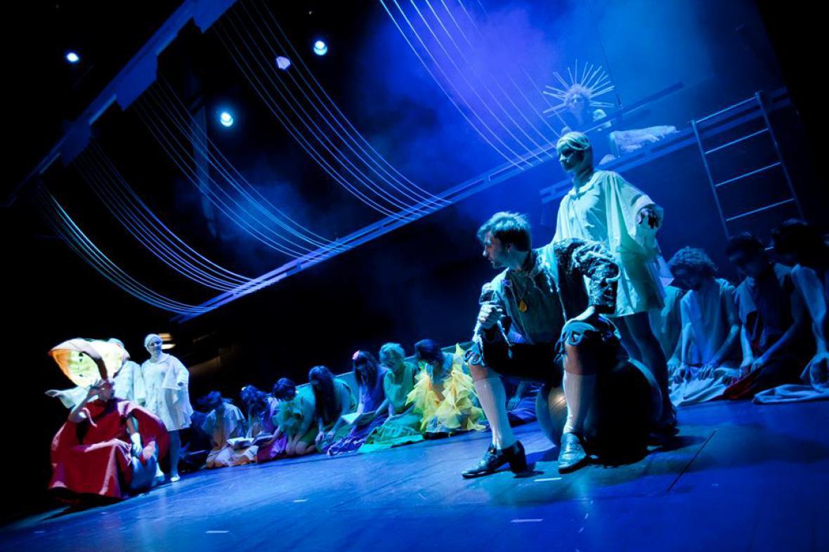 Divadlo na Orlí uvedlo v premiéře dvě barokní opery