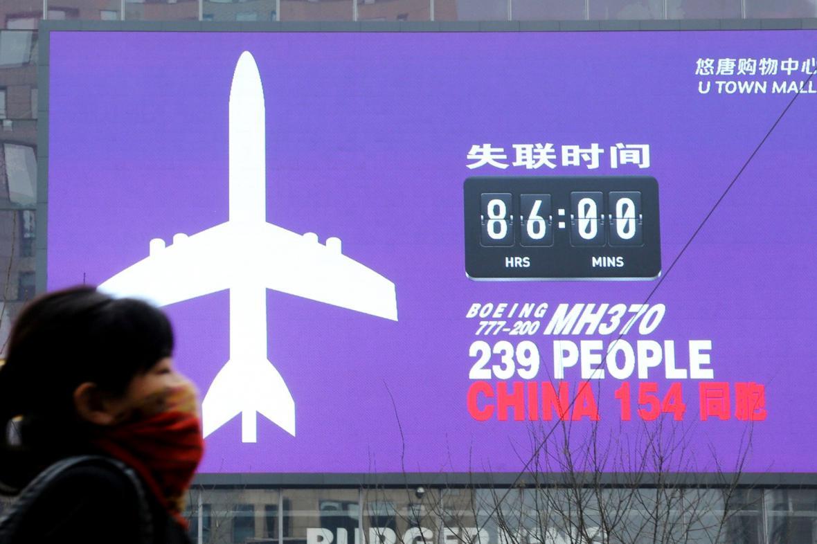 Malajsijské letadlo se nenašlo ani po pár dnech