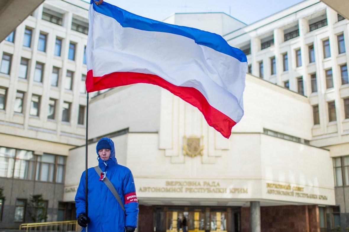 Krymské referendum o nezávislosti