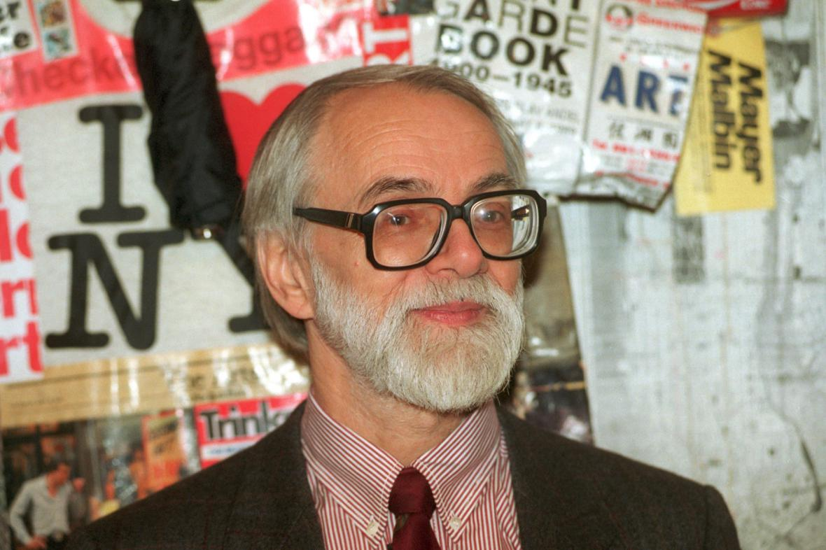 Karel Trinkewitz (na snímku z roku 1993)