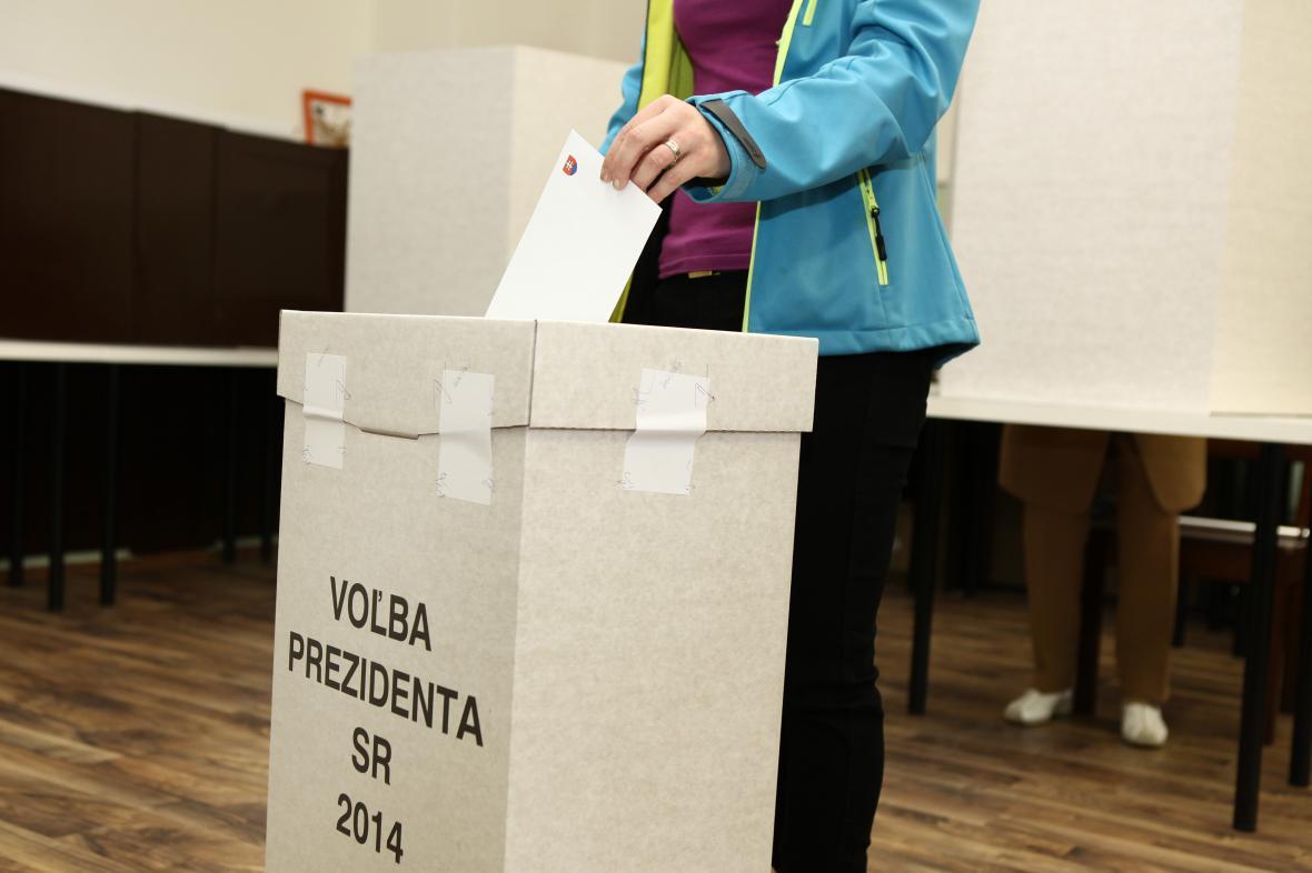 Slovenské prezidentské volby