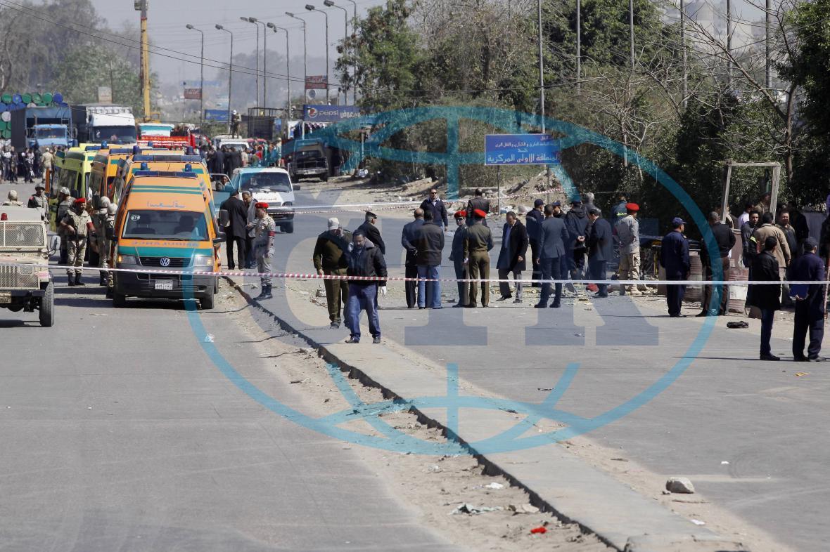 Útok v Káhiře