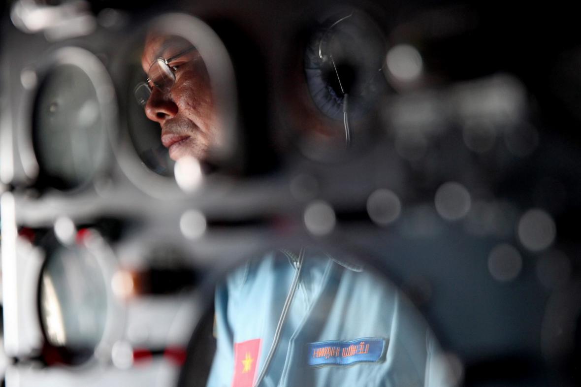 Pátrání po zmizelém malajsijském letadle