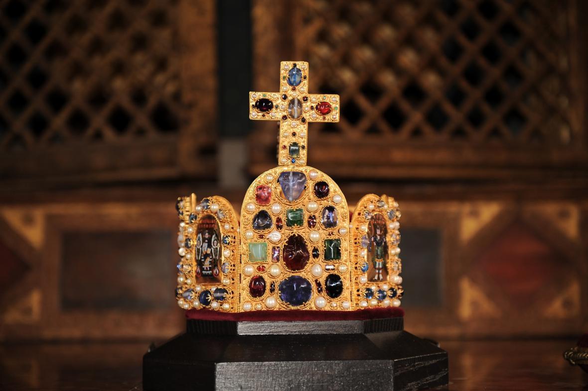Císařská koruna Svaté říše římské