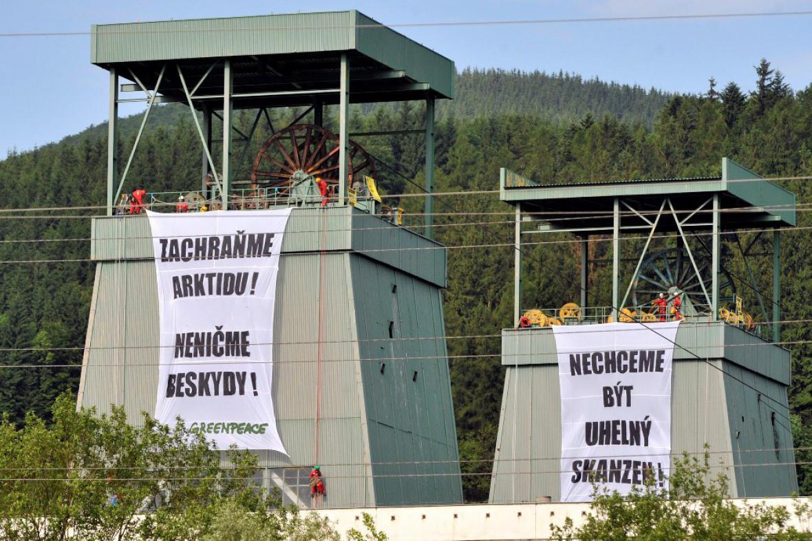 Greenpeace ve Frenštátu