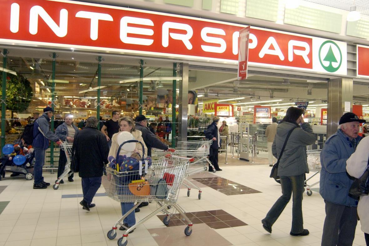 Obchod společnosti SPAR