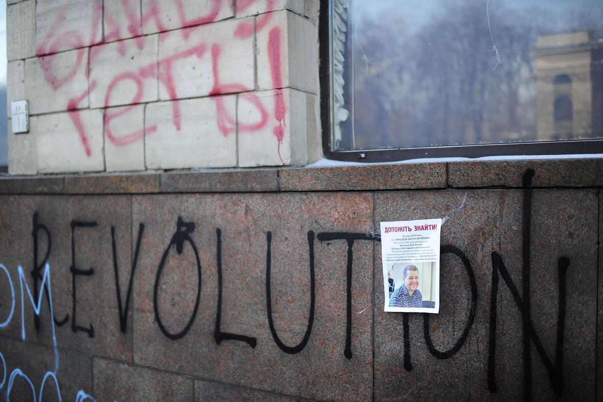 Na Ukrajině se pohřešují stovky lidí