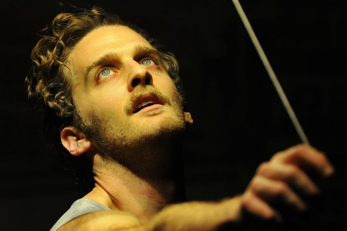 Performer Anthony Nikolchev