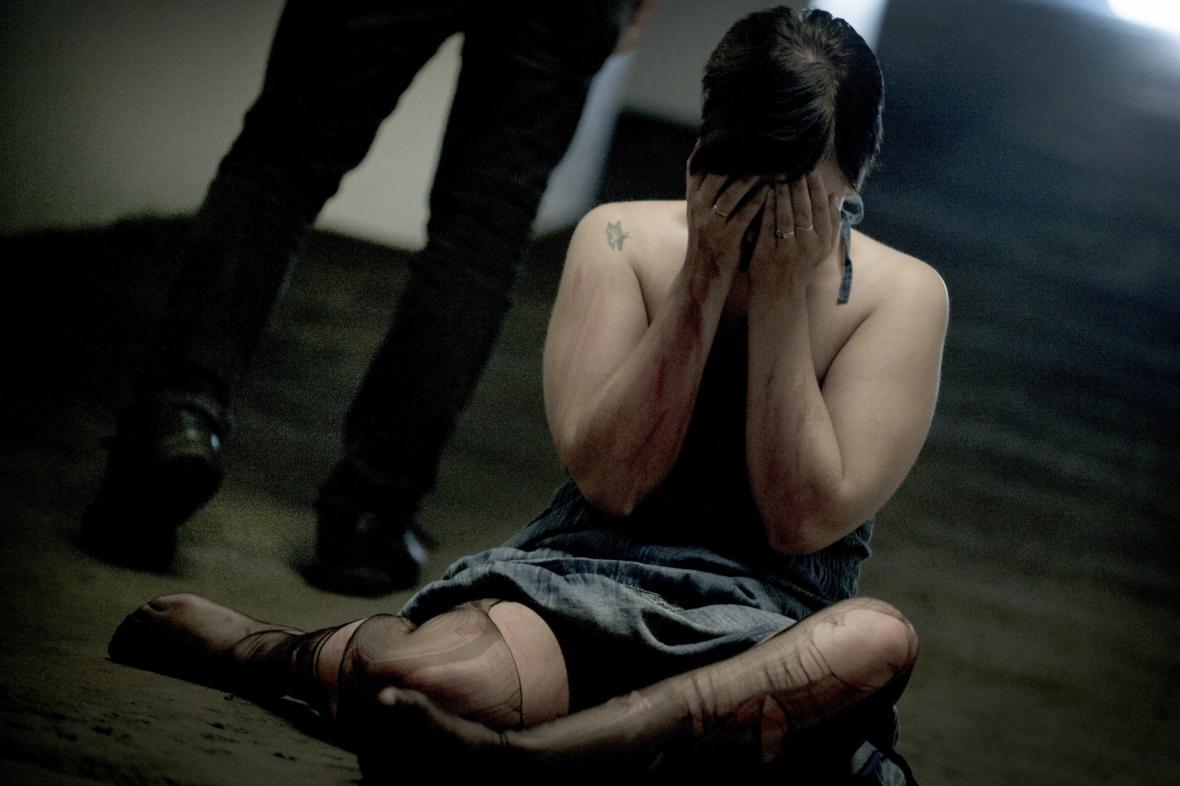 Oběť znásilnění
