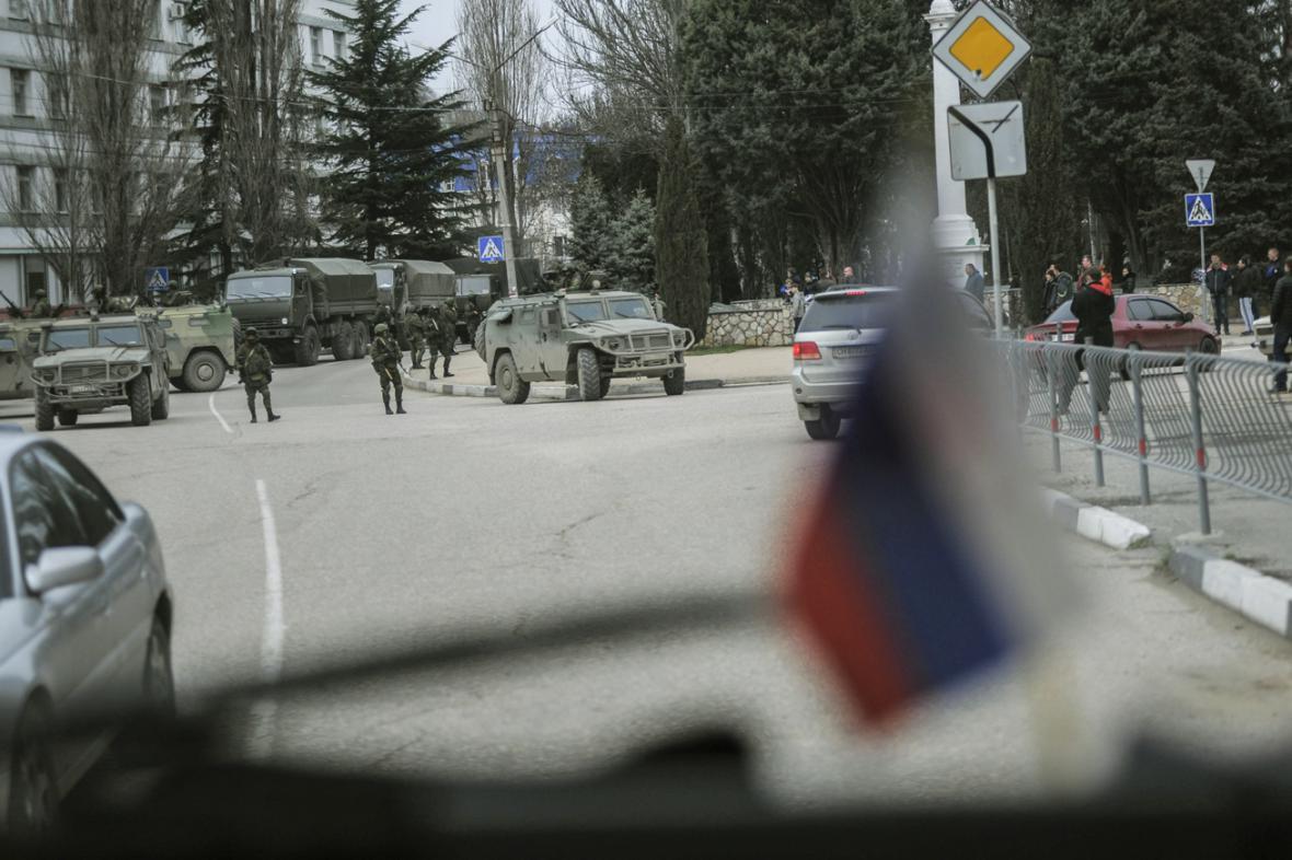 Napětí na Krymu