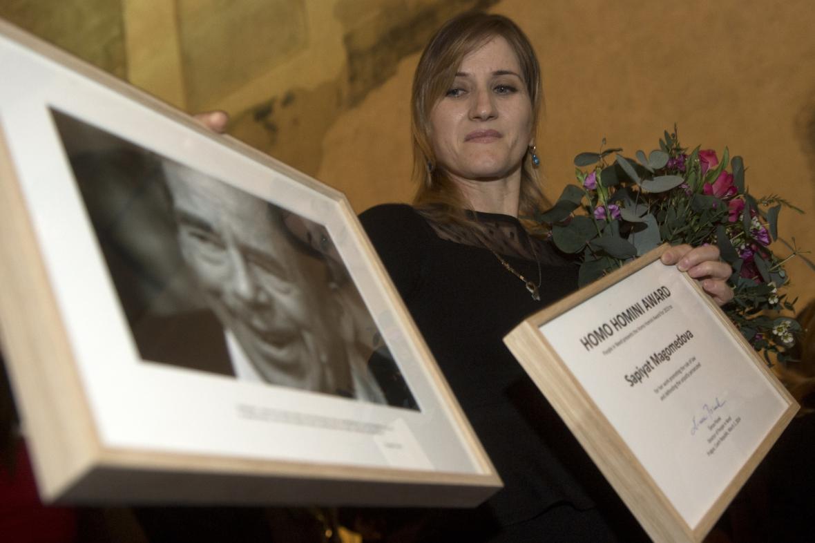Sapijat Magomedovová
