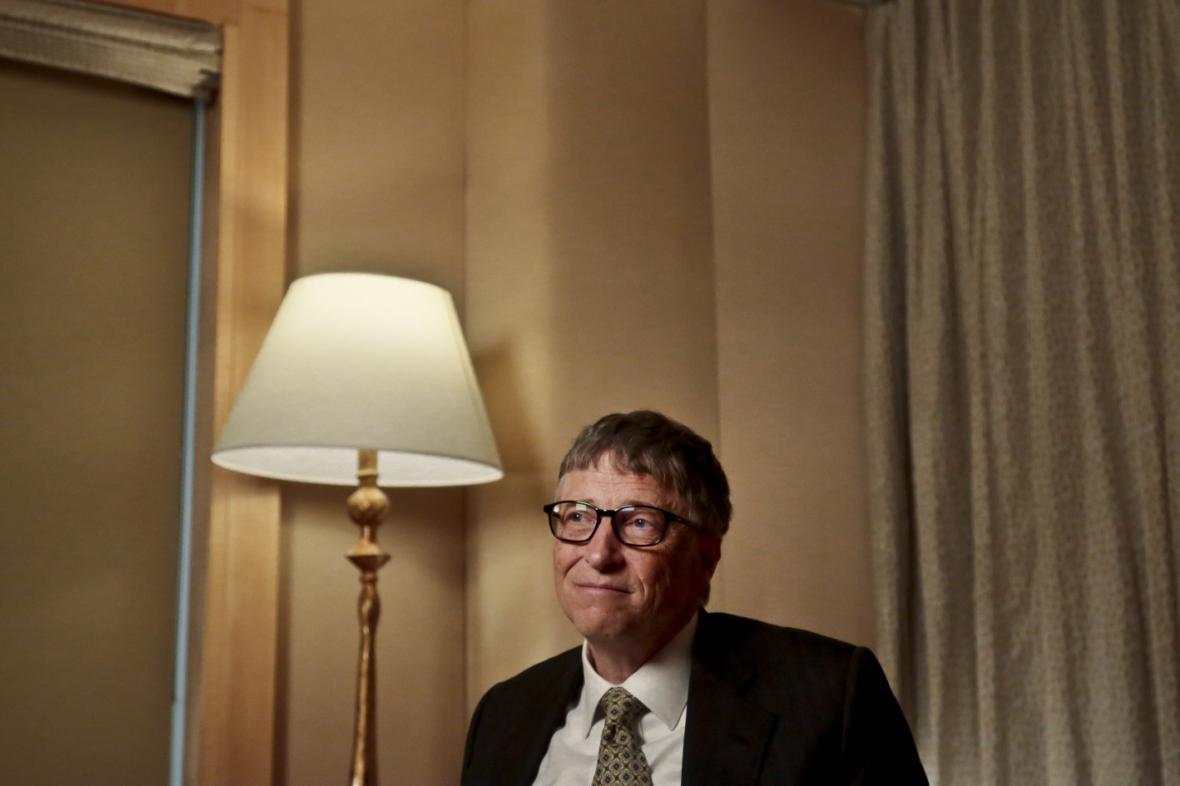 Forbes: Nejbohatším mužem světa je Bill Gates