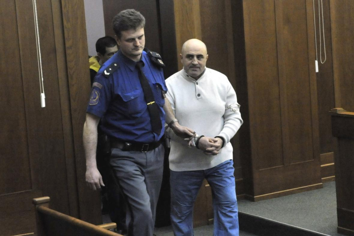 Obžalovaný Muhamed Gutiqi