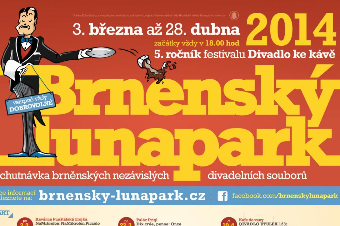 Brněnský lunapark 2014