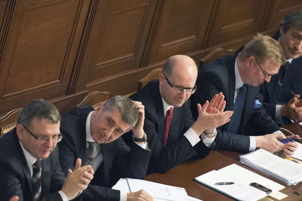 Vláda Bohuslava Sobotky