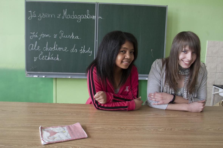Cizinci v Česku