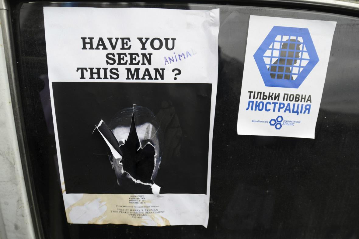 Ukrajina hledá Janukovyče
