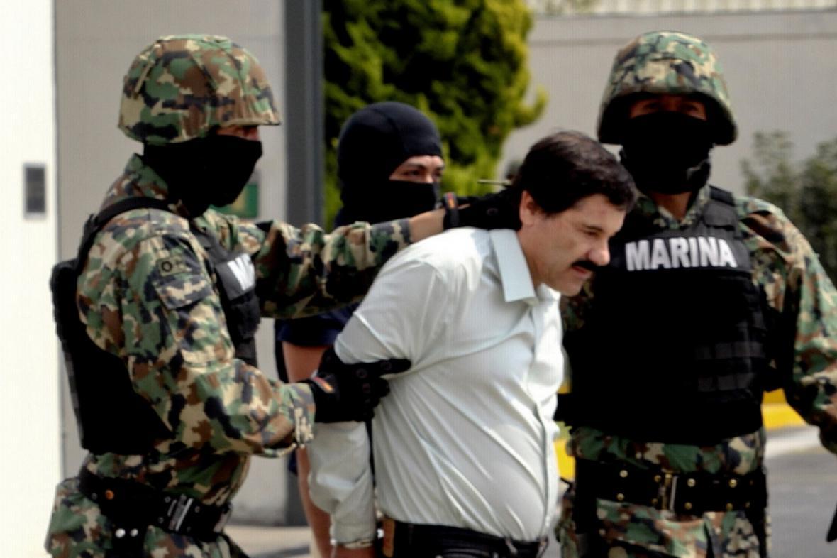 Zatčení drogového bosse