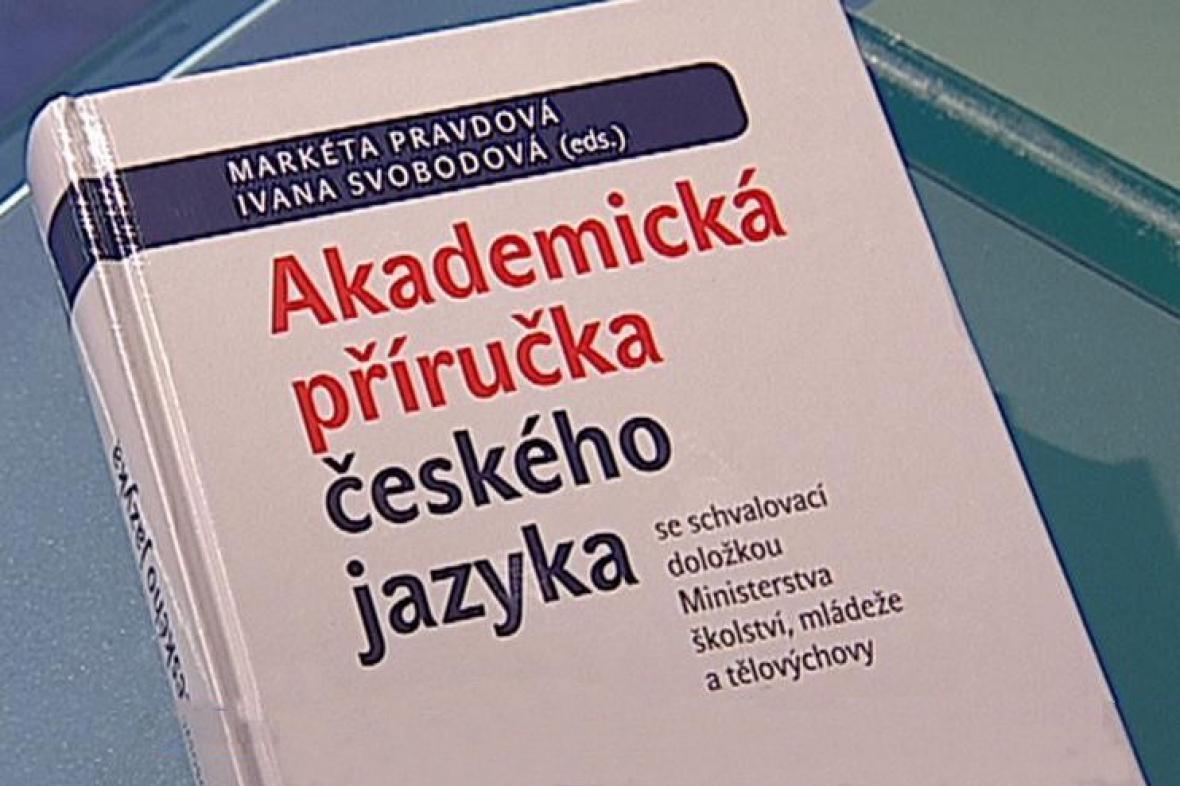 Akademická příručka českého jazyka