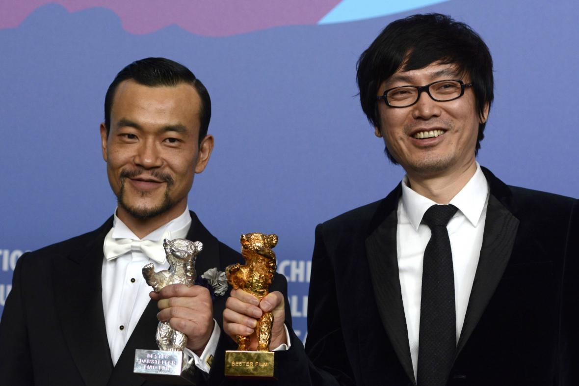 Ocenění Liao Fan a Tiao I-nan