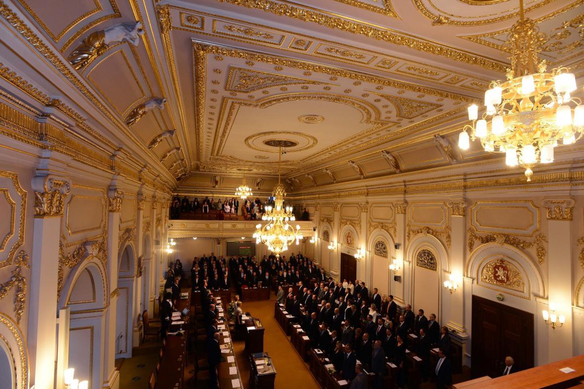 Ustavující schůze Poslanecké sněmovny
