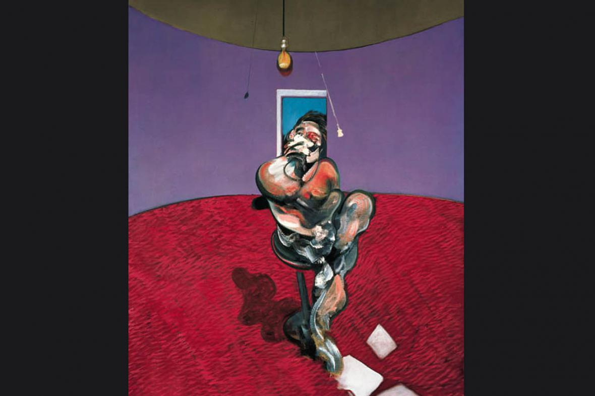 Portrait of George Dyer Talking