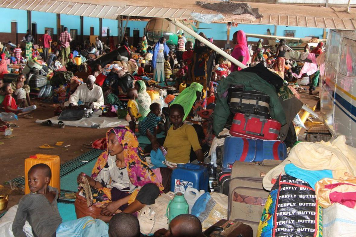Násilí ve Středoafrické republice vyhání muslimy