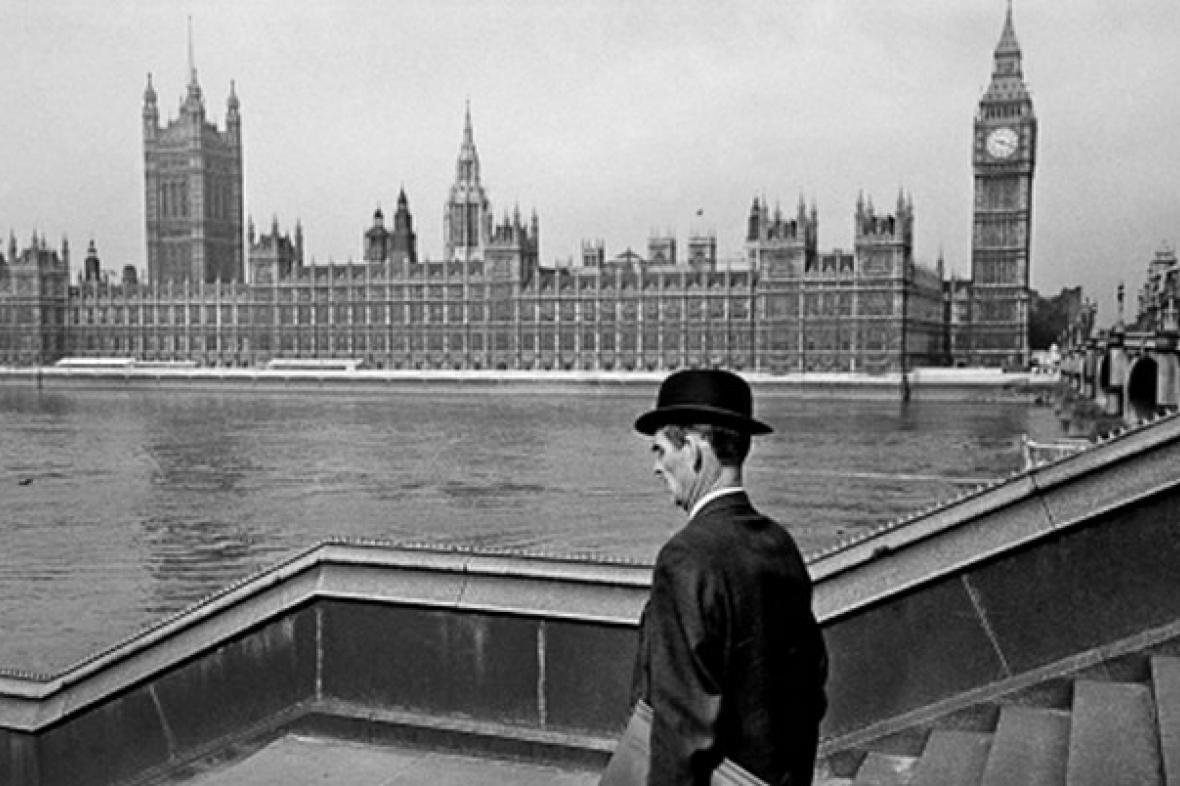 Miloň Novotný / Londýn