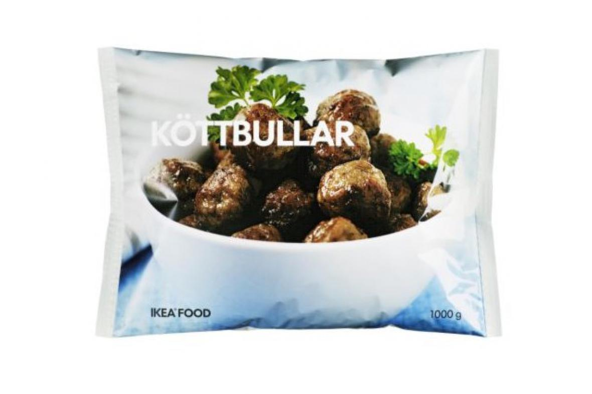 Masové kuličky Köttbullar