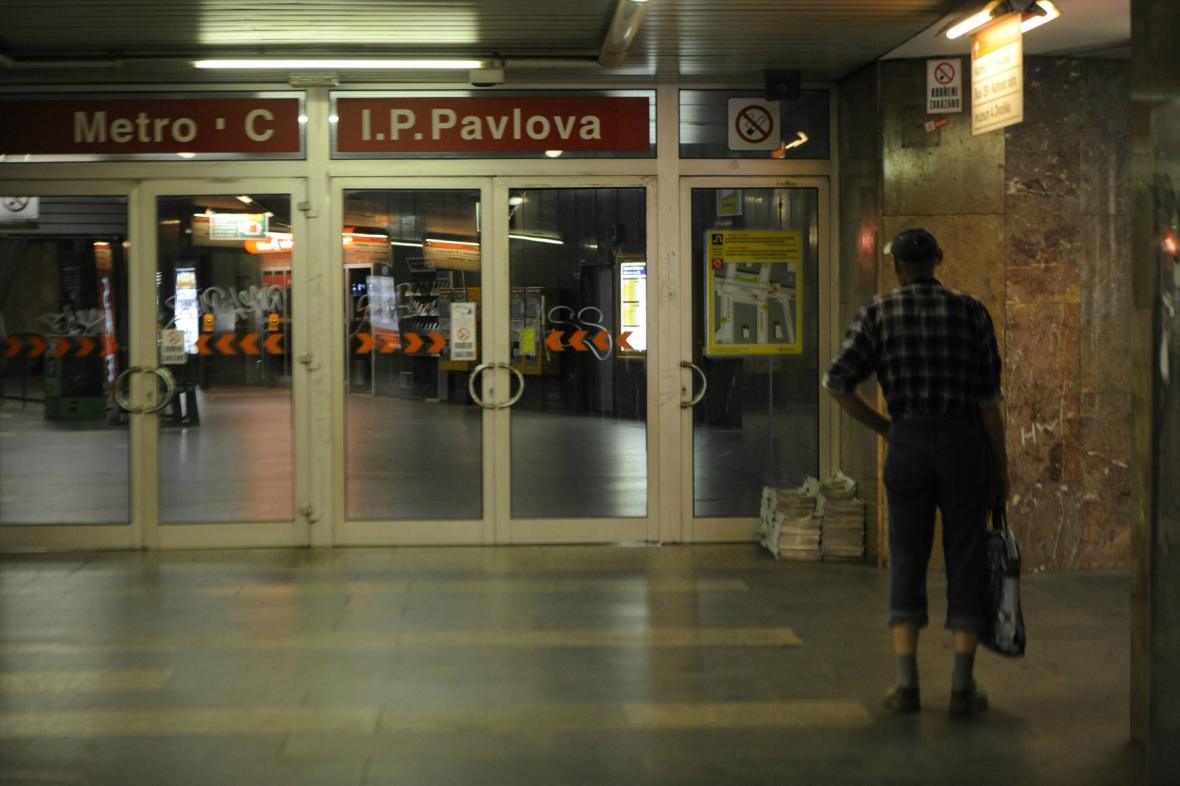 Stanice I. P. Pavlova