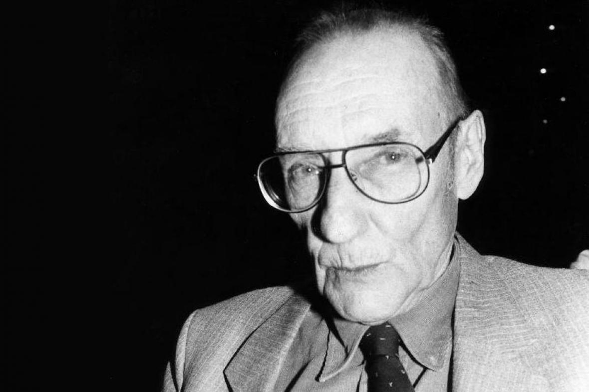 William Seward Burroughs, 1986