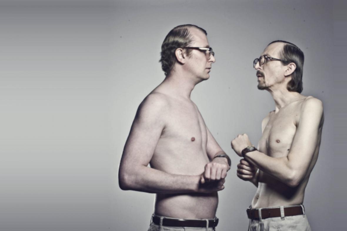 Zahradní slavnost / Martin Pechlát a Vladimír Javorský