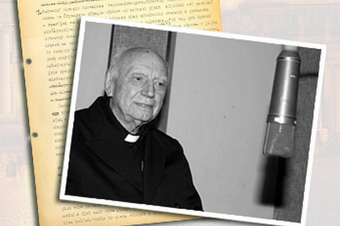 ÚSTR naskenoval texty příspěvků vysílaných Rádiem Vatikán